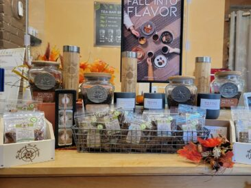 Spice and tea collections