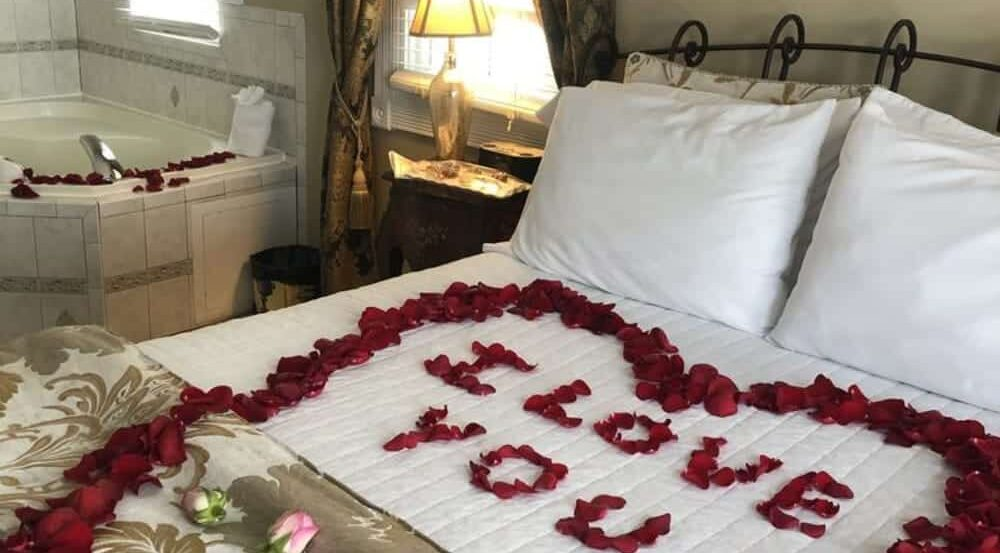 It's all about the romance!, Bayfront Westcott House