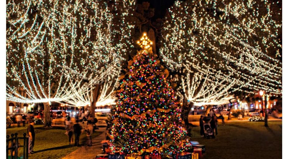 Explore the NIghts of Lights 2020, Bayfront Westcott House